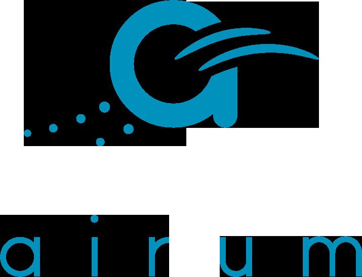 Logo Airum Purificador de Aire